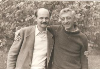 Noiembrie, 1987, cu George Crăciun