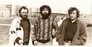 Al.Vlad, Al.Cistelecan, I.Muresan