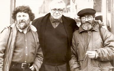 Al. Vlad, Nicolae Breban, Ion Muresan